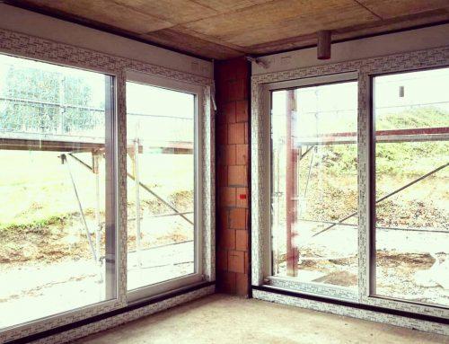 Einbau der Fenster in Leverkusen